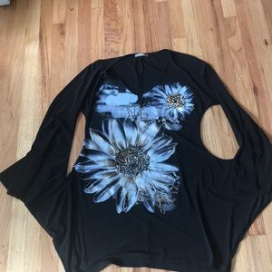 Never used Mary Cool blouse made in France